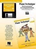 Piano Technique Book 3 - GM Disk: Hal Leonard Student Piano Library -