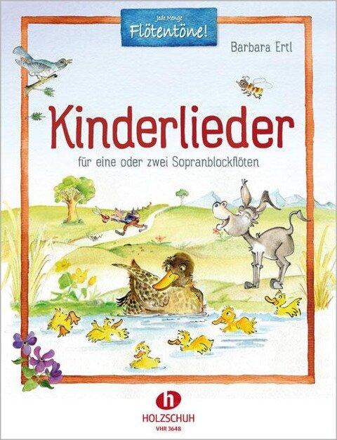 Kinderlieder - Barbara Ertl