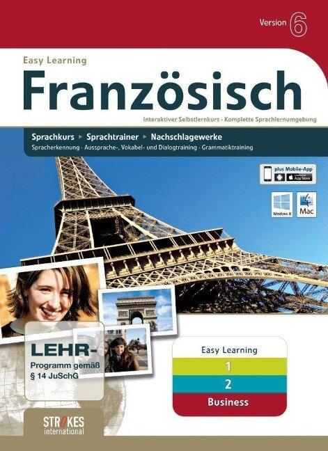 Easy Learning Französisch 1+2+Business -