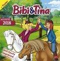 Bibi und Tina TV - Broschurkalender 2018 -