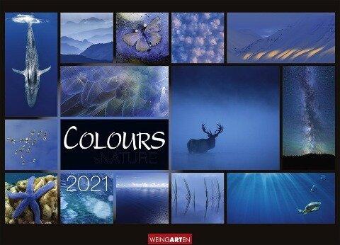Colours of Nature - Kalender 2020
