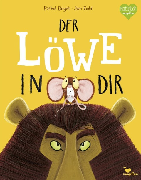 Der Löwe in dir - Rachel Bright