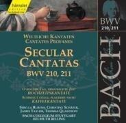 Weltliche Kantaten BWV 210+211 - Bach-Collegium/Rilling