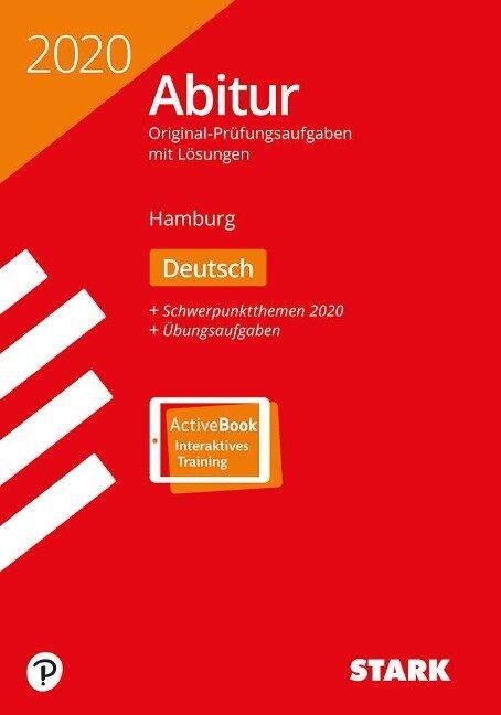 STARK Abiturprüfung Hamburg 2020 - Deutsch -