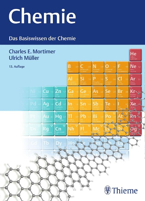 Chemie - Charles E. Mortimer, Ulrich Müller