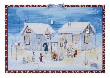 Stille Nacht, fröhliche Nacht Adventskalender - Julie Völk