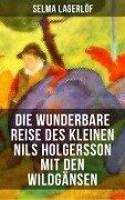 Die wunderbare Reise des kleinen Nils Holgersson mit den Wildgänsen - Selma Lagerlöf