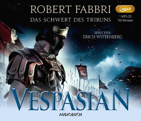 Vespasian: Das Schwert des Tribuns - Robert Fabbri