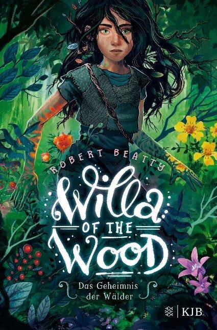 Willa of the Wood - Das Geheimnis der Wälder