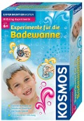 Experimente für die Badewanne -