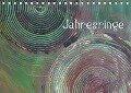 Jahresringe (Tischkalender 2019 DIN A5 quer) - K. A. Kexdesign