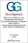 Grundgesetz GG -
