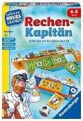 Rechen-Kapitän -