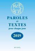 Paroles et Textes - Die Losungen 2019 -
