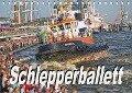 Schlepperballett (Tischkalender 2019 DIN A5 quer) - Peter Morgenroth (Petmo)