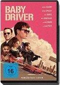 Baby Driver - Edgar Wright, Steven Price
