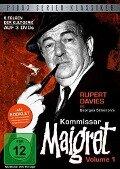 Kommissar Maigret - Vol. 1 - Georges Simenon