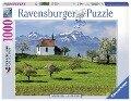 Wasserburg am Bodensee. Puzzle 1000 Teile -