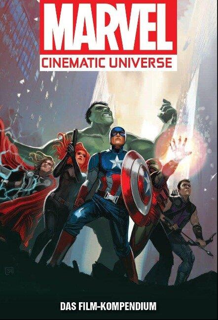 Marvel Cinematic Universe: Das Film-Kompendium 1 - Mike O'Sullivan