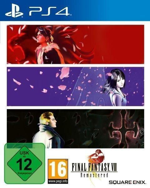 Final Fantasy VIII Remastered (PS4) -