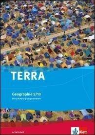 TERRA Geographie für Mecklenburg-Vorpommern. Arbeitsheft 9./10. Klasse. Ausgabe für Gymnasien -