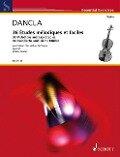 36 Études mélodiques et faciles - Charles Dancla