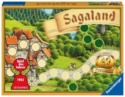 Sagaland 40 Jahre Jubiläumsedition -