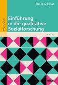 Einführung in die qualitative Sozialforschung - Philipp Mayring