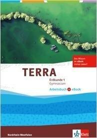 TERRA Erdkunde / Arbeitsbuch mit eBook 5. Schuljahr. Ausgabe Nordrhein-Westfalen Gymnasium, Gesamtschule ab 2017 -