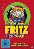 Die neun Leben von Fritz the Cat - Fred Halliday, Eric Monte, Robert Taylor, Tom Scott