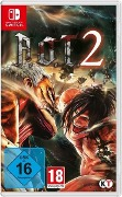 AoT 2 (based on Attack on Titan) (Nintendo Switch) -