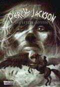 Percy Jackson 05. Die letzte Göttin - Rick Riordan