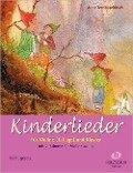 Kinderlieder für Violine (1. Lage) und Klavier - Anne Terzibaschitsch