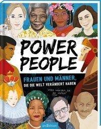 Power People - Frauen und Männer, die die Welt verändert haben - Kay Woodward
