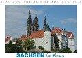 Sachsen im Focus (Tischkalender 2018 DIN A5 quer) - Klaus-Peter Huschka