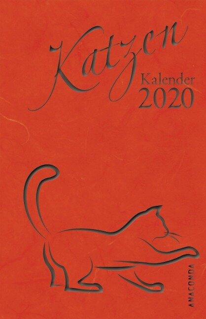 Katzen Kalender 2020 -