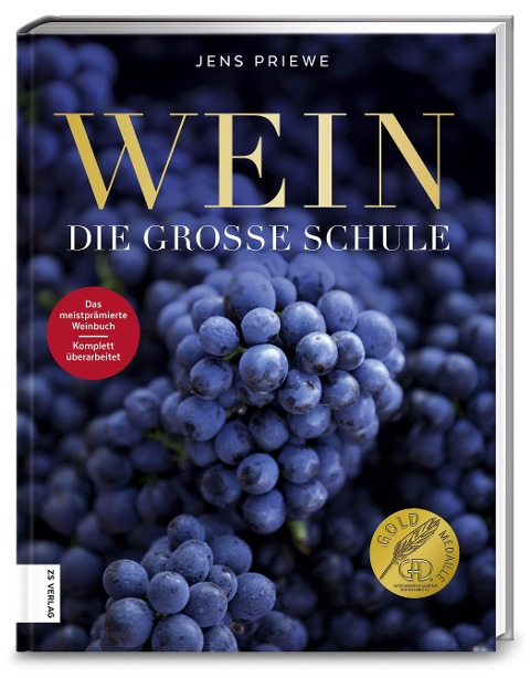 Wein - Jens Priewe