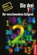 Die drei ??? Der verschwundene Zeitgeist (drei Fragezeichen) - André Minninger