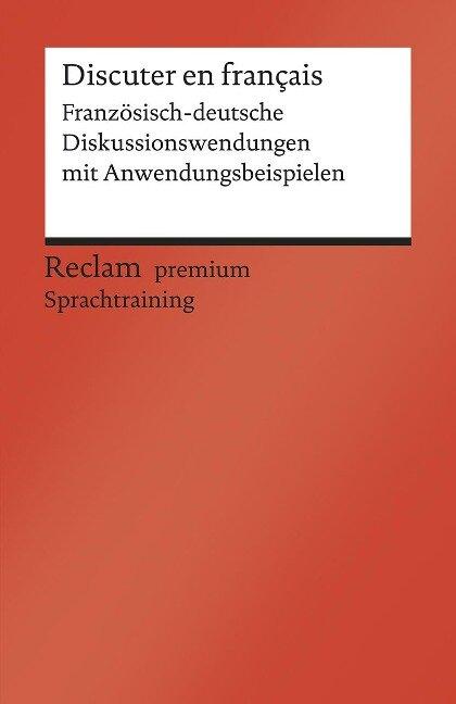 Discuter en français - Heinz-Otto Hohmann