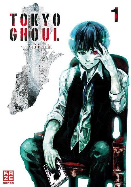 Tokyo Ghoul 01 - Sui Ishida