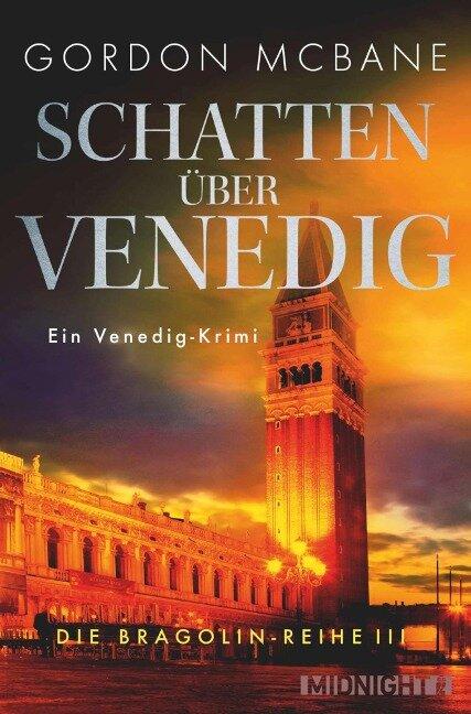Schatten über Venedig - Gordon McBane
