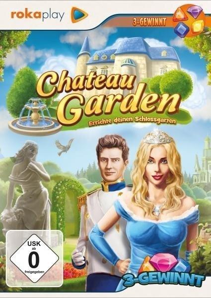 rokaplay - Chateau Garden. Für Windows Vista/7/8/10 -