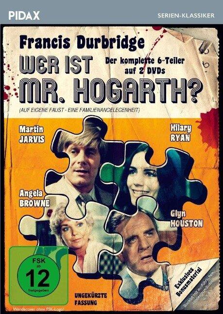 Francis Durbridge: Wer ist Mr. Hogarth? -