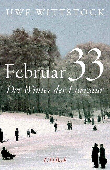 Februar 33 - Uwe Wittstock