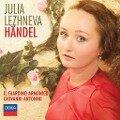 Händel - Julia/Antonini/Il Giardino Armonico Lezhneva