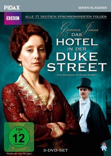 Das Hotel in der Duke Street - John Hawkesworth, Jeremy Paul, Julia Jones, Rosemary Anne Sisson, Bill Craig