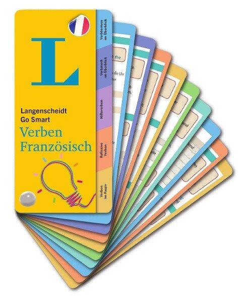 Langenscheidt Go Smart Verben Französisch - Fächer -