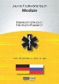 Jourist Fachwörterbuch Medizin Russisch-Deutsch, Deutsch-Russisch - I. Palonow