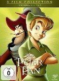 Peter Pan 1+2 - J. M. Barrie, Ted Sears, Erdman Penner, Bill Peet, Winston Hibler