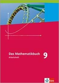 Das Mathematikbuch - Ausgabe N. Arbeitsheft mit Lösungen 9. Schuljahr. Für Berlin, Brandenburg, Hamburg und Bremen -